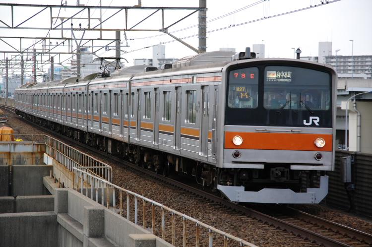 2013年01月22日 京葉線 019