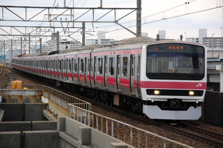2013年01月22日 京葉線 018