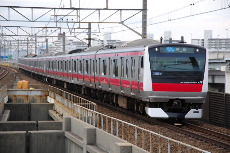 2013年01月22日 京葉線 017