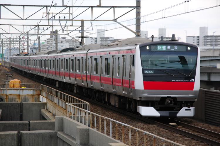 2013年01月22日 京葉線 016