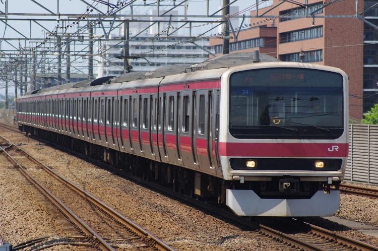 2012年5月26,27,28日 内房線、京葉線、外房線、常磐緩行 031