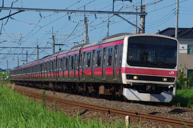 2012年8月2日 京葉線 016