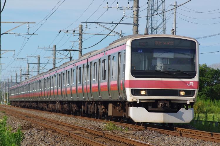 2012年9月12日 外房線 東金線 HM 002