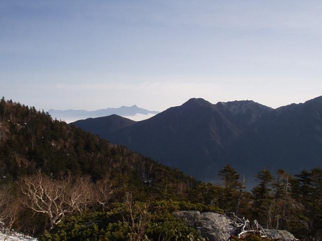 南アルプス-北岳(夜叉神・池山吊尾根)H16・5・1~5・3③ 016