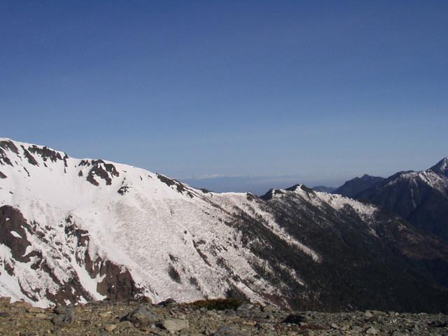 南アルプス-北岳(夜叉神・池山吊尾根)H16・5・1~5・3③ 021
