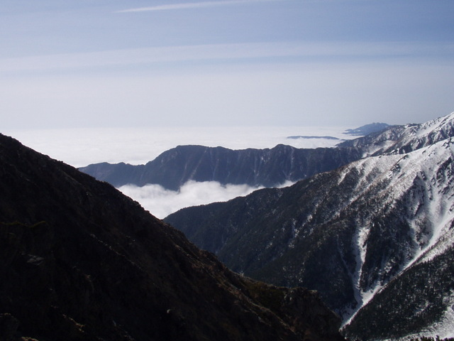 南アルプス-北岳(夜叉神・池山吊尾根)H16・5・1~5・3③ 055
