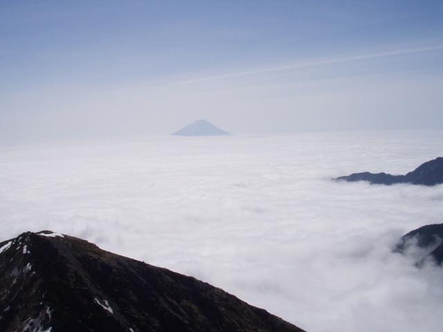 南アルプス-北岳(夜叉神・池山吊尾根)H16・5・1~5・3③ 060
