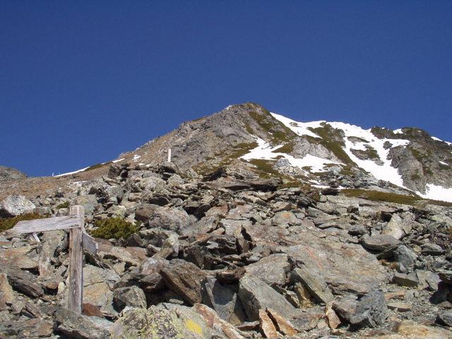 南アルプス-北岳(夜叉神・池山吊尾根)H16・5・1~5・3③ 059