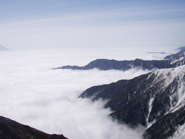 南アルプス-北岳(夜叉神・池山吊尾根)H16・5・1~5・3③ 067