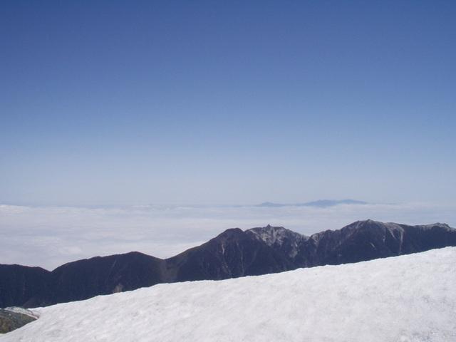 南アルプス-北岳(夜叉神・池山吊尾根)H16・5・1~5・3 012