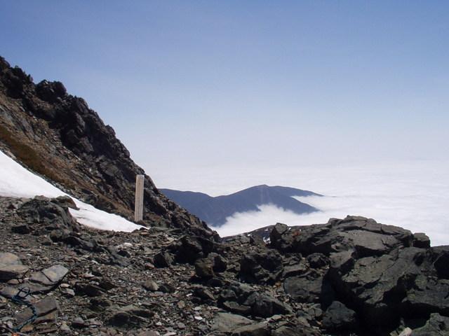 南アルプス-北岳(夜叉神・池山吊尾根)H16・5・1~5・3② 003