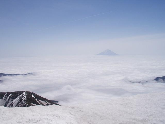 南アルプス-北岳(夜叉神・池山吊尾根)H16・5・1~5・3② 030