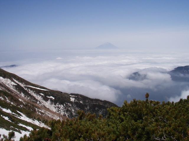 南アルプス-北岳(夜叉神・池山吊尾根)H16・5・1~5・3 027