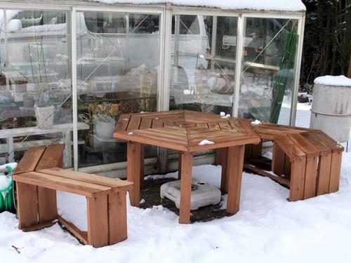 2013.1.27 2回目の雪(庭) 022