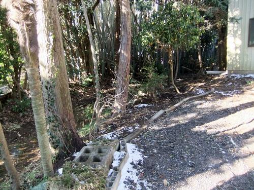 2013.1.27 男の遊び場(囲炉裏) 003