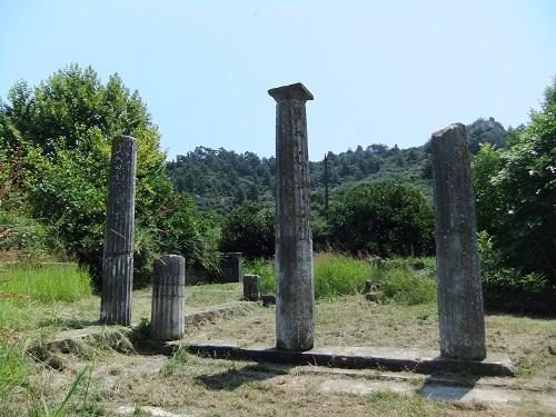 タソス_リメナスの古代アゴラ (1)