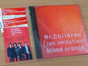 Mr.Children (an imitation) blood orange