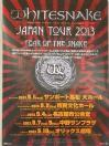 WHITESNAKE JapanTour2013