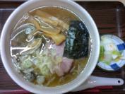 魚一 魚醤ラーメン