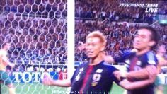 2014ワールドカップ アジア最終予選 本田