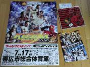 新日本プロレス2013KIZUNAROAD帯広
