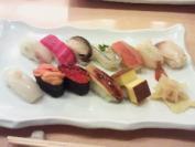 すし善 旬のおまかせ寿司
