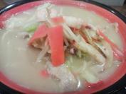 三河麺don家帯広店 ちゃんぽん