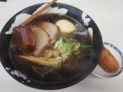 麺飯たんぽぽ しょう油ラ-メン