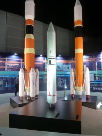 19イプシロン H2ロケット