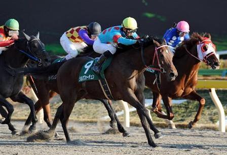 最近、強い追込馬、人気のある追込馬が少なくなった