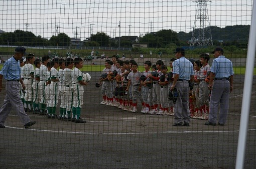 日ハム県大会⑪
