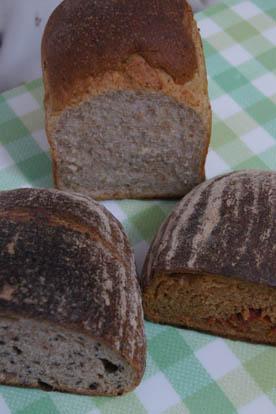 ドイツパン3