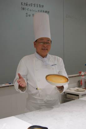 菊チャンとチーズケーk