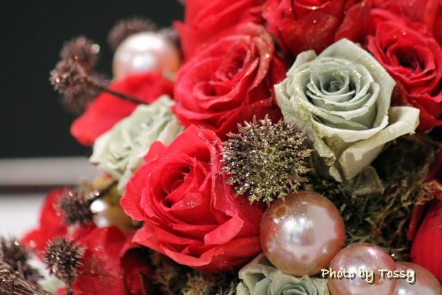 バラ 造花