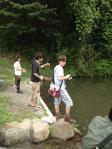 月例釣行8
