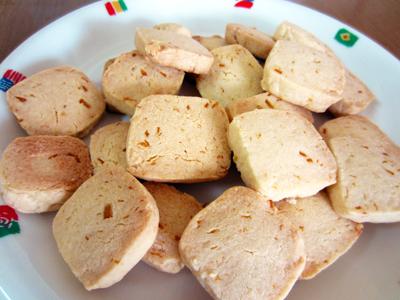 マーマレード・クッキー