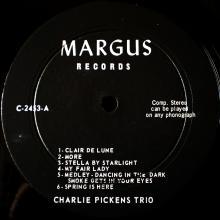 Charlie Pickens