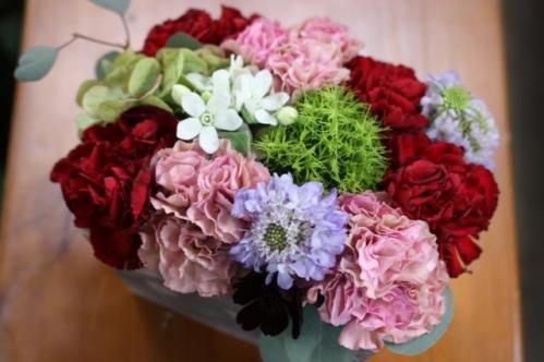 20130428母の日生花