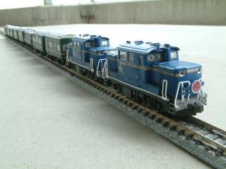 DD51(トワイライト)