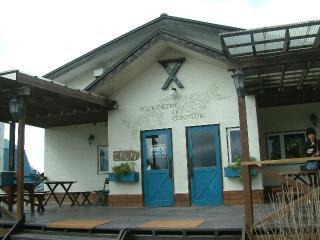 清泉寮のパン屋