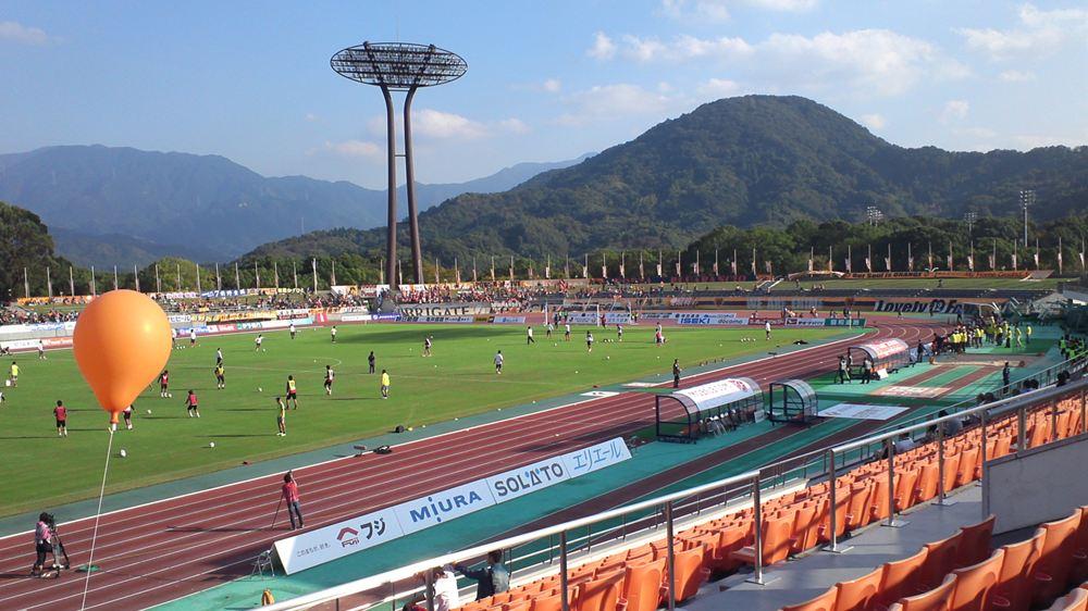 愛媛FC vs ロアッソ熊本♪