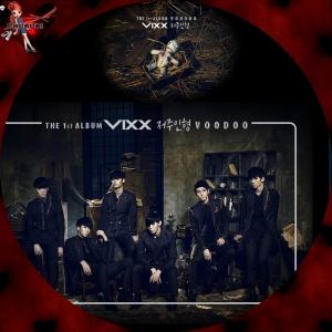 Vixx 1集 - VOODOO (韓国盤)汎用