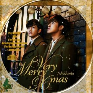 東方神起 Very Merry Xmas5曲