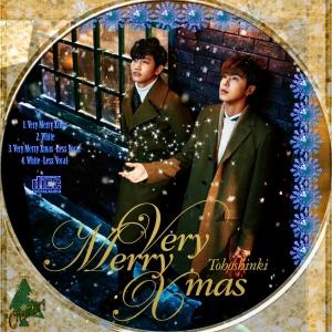 東方神起 Very Merry Xmas☆