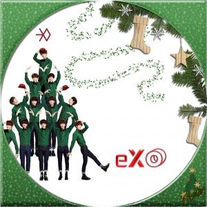 EXO Winter Special Album - 12月の奇跡汎用