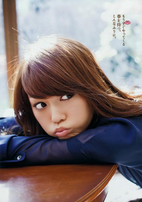 唇がとっても可愛い桐谷美玲画像