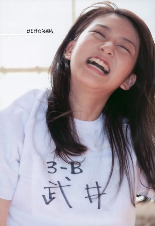 武井咲の体操服姿お宝画像
