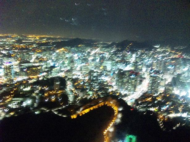 ソウル 夜景