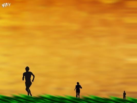 sunset_runners
