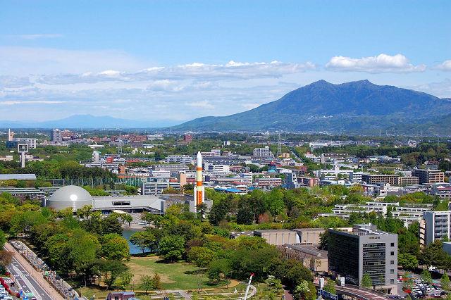 筑波山とつくば市 : KDFC神奈川ちゃん